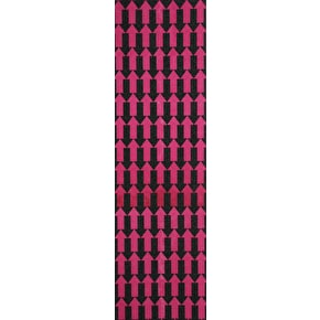 Enuff Arrow Grip Tape - Pink/Black