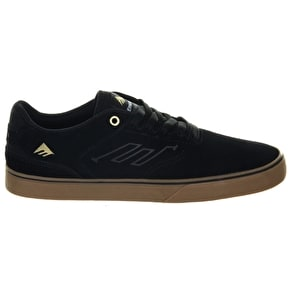 Emerica The Reynolds Low - Black/Gum - UK 8 (B-Stock)
