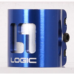 Logic HIC Double Clamp - Blue