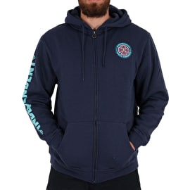 Independent Combi TC Zip Hoodie - Navy