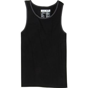 Vans Core Basics Tank - Black/New Charcoal