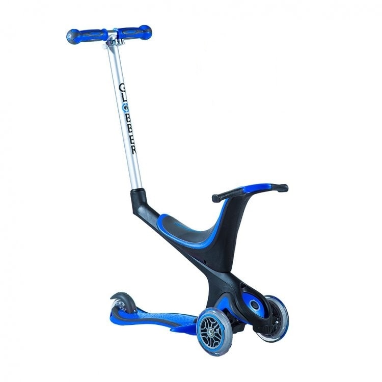 Globber 5-In-1 Complete Scooter - Blue