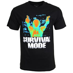 DGK Survival Mode T-Shirt - Black
