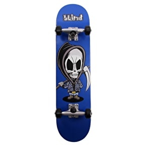Blind Bone Thug Soft Wheel Complete Skateboard - Royal 7.625