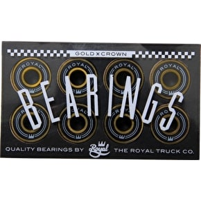 Royal Gold Crown Bearings