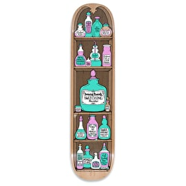 Drawing Boards Potions Skateboard Deck 8