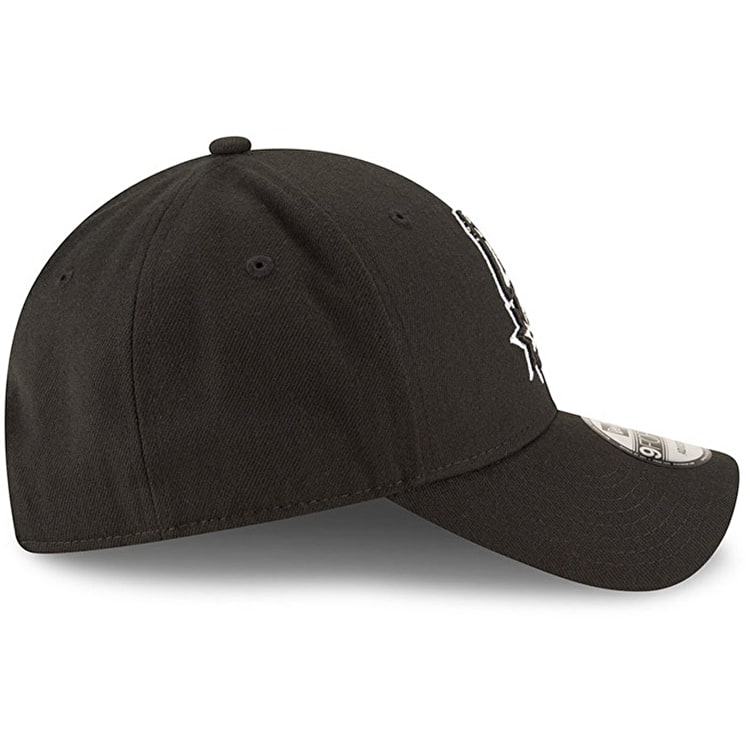 New Era San Antonio Spurs NBA The League 9FORTY Cap - Black
