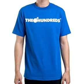 The Hundreds Forever Bar T-shirt - Blue