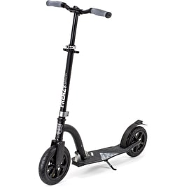 Frenzy 230mm Pneumatic Complete Scooter - Black