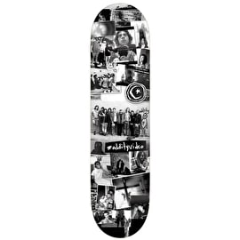 Foundation Oddity Collage Team Skateboard Deck - 8.5