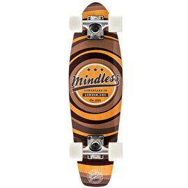 Mindless Stained Daily II Complete Cruiser - Brown