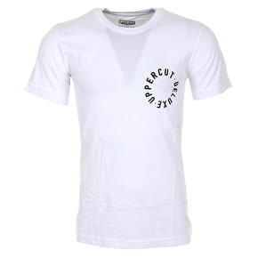 Uppercut Deluxe Stay Bold T-Shirt - Snake White/Black