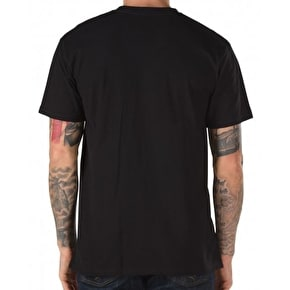 Vans Checkerboard OTW T-Shirt - Black