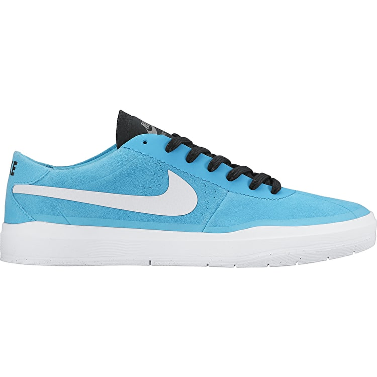 Nike SB Bruin Hyperfeel Shoes - Gamma Blue/White
