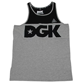DGK City Tank Top - Black