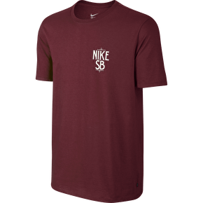 Nike SB Janoski T-Shirt - Team Red/Sail
