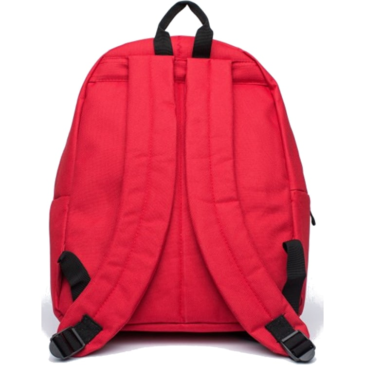 Hype Badge Backpack - Red