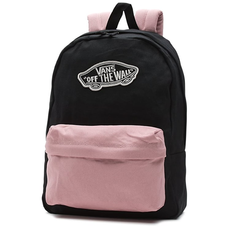 Vans Realm Backpack - Zephyr Black