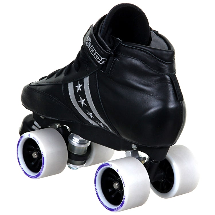 Bont QuadStar Roller Derby skates Package