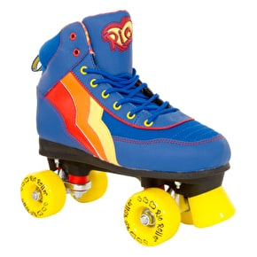 B-Stock Rio Roller Quad Skates - Blueberry - UK 5 (Box Damage)