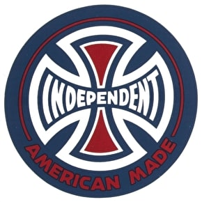 Indy Truck Co American Made Sticker