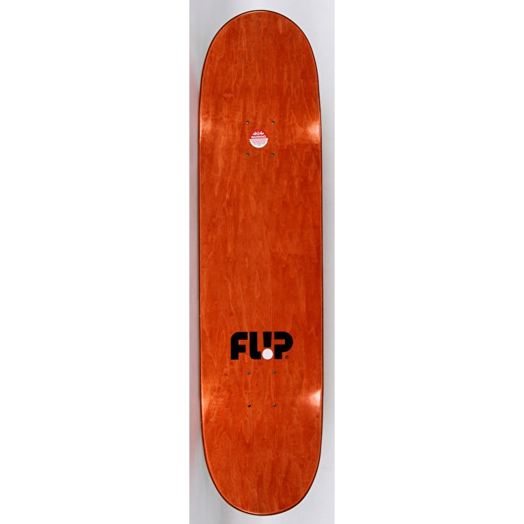 Flip Cheech And Chong Skateboard Deck - Tie Dye 8.13""