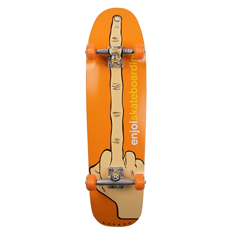 "Enjoi The Bird 32"" Complete Cruiser - Orange"