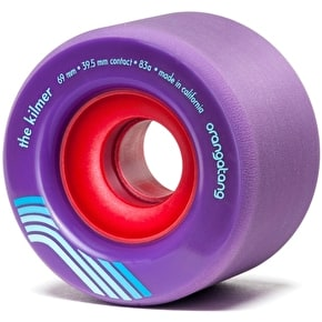 Orangatang Kilmer 69mm Longboard Wheels - Purple