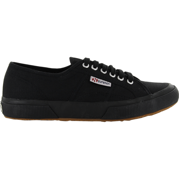 Superga Junior Cotu Classic Shoes - Full Black