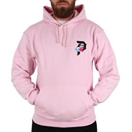 Primitive Dos Flores Pullover Hoodie - Pink