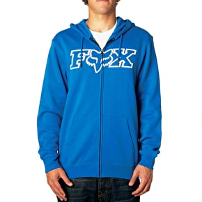 Fox Legacy Fheadx Zip Hoody - Blue