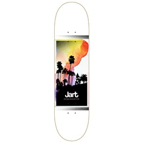 Jart Painting Skateboard Deck - 8