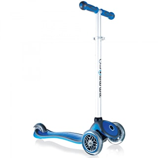 Globber Primo Plus Complete Scooter - Navy Blue