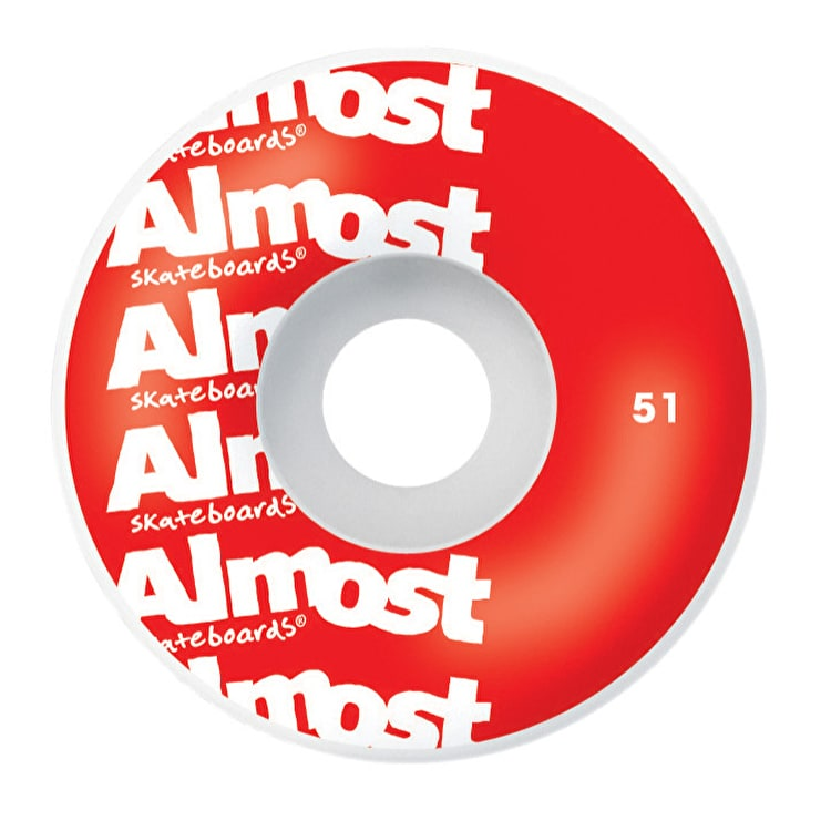 Almost Fury Complete Skateboard 7""