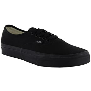 Vans Authentic Shoes - Black/Black