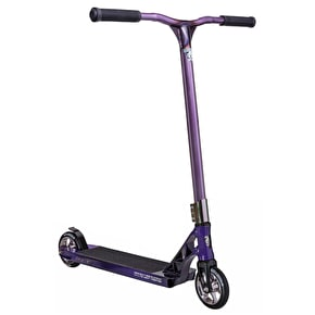 Grit Invader 125 2015 Complete Scooter - Purple/Raw