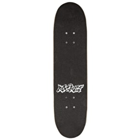 Rocket Skateboard - Graffiti Series Blue/Green 7.5