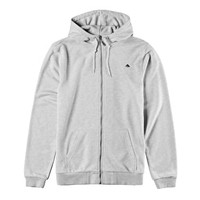 Emerica Triangle Zip Hoodie - Grey/Heather
