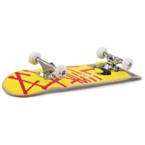 Enuff Tag Graffiti Complete Skateboard - Yellow