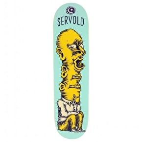 Foundation Thinker Skateboard Deck - Servold 8.125