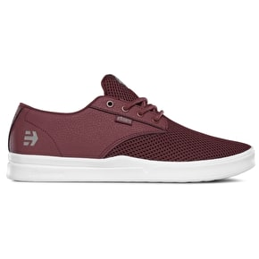 Etnies Jameson SC Shoes - Burgundy