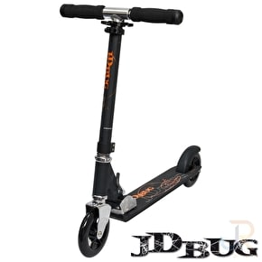JD Bug Folding Scooter - Street MS150 Matt Black