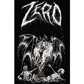 Zero Am I Demon Skateboard Sticker