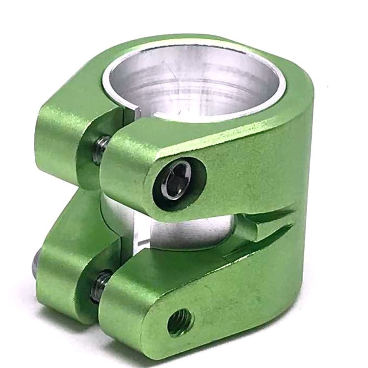 Striker Essence Double Collar Clamp - Green