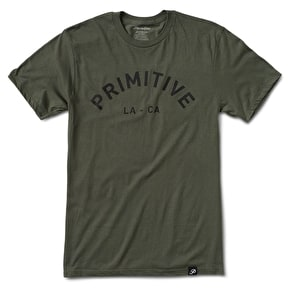 Primitive Surplus Lightweight T-shirt - Olive