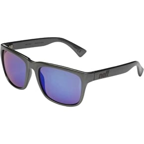 Neff Chip Sunglasses - Grey Crystal