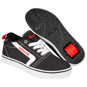 Heelys GR8 Pro - Black/White/Red