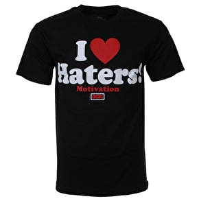 DGK Haters T-Shirt - Black