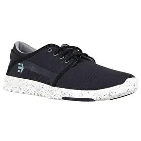Etnies Scout Skate Shoes - Black/Grey