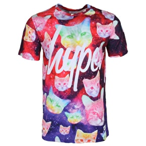 Hype Cosmo Cat T-Shirt - Multi